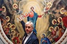 """Выставка Василия Нестеренко """"Русский Афон"""""""