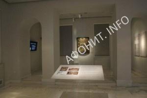 """Выставка """"Говорящие иконы"""" Афины Афон"""