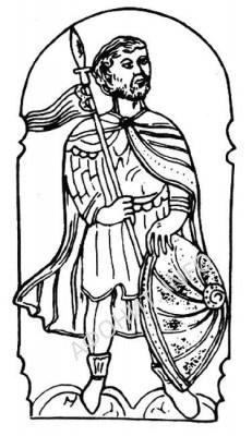 Литовский князь Войшелк
