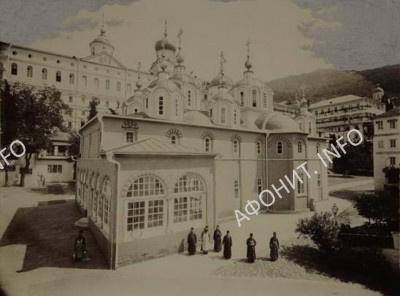 Русский Пантелеимонов монастырь на Афоне