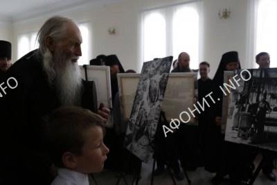 старец в Свято-Успенской Лавре