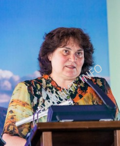 Мария Йовчева (София, Болгария), доктор филологических наук, профессор