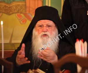 Игумен афонского монастыря Ксенофонт в Ярославской епархии