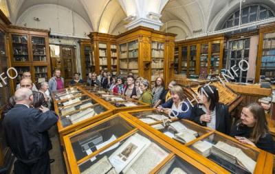 Выставка рукописей Максима Грека