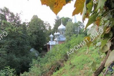 Пантелеимоновский монастырь в Хуст-Колесарово
