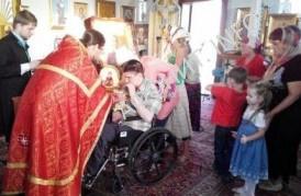 В Запорожье к святыням Афонского Свято-Пантелеимонова монастыря