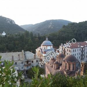 монастырь Зограф на Афоне