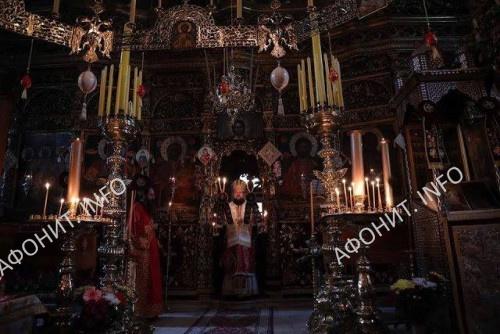Панигир в Зографском монастыре возглавил митрополит Врачанский Григорий (Цветков)
