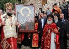 В открытии южного крыла Зографского монастыря на Афоне принял участие премьер-министр Болгарии