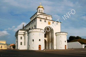 Ризоположенский храм на Золотых Воротах во Владимире