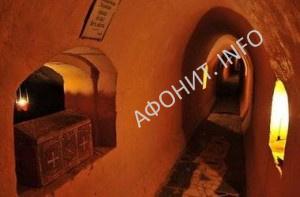 Зверинецкие пещеры в Киеве