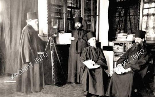 biblioteka monasturya