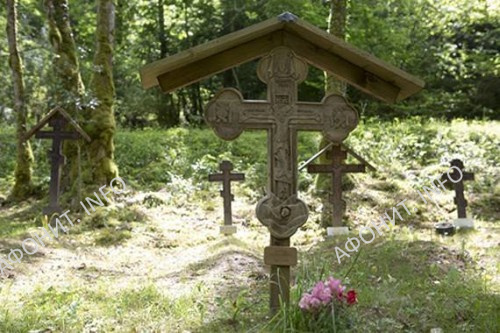 Братское кладбище. Монастырь святого Антония