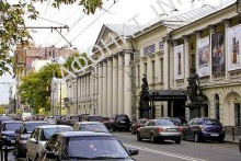 Галерея искусств Зураба Церетели. Фасад здания