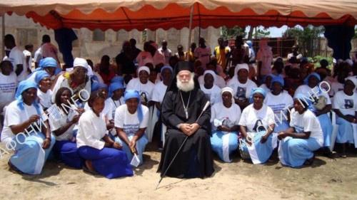 Миссионерская деятельность в Демократической Республике Конго