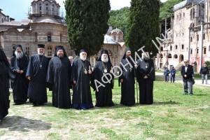 Хиландар Александрийский патриарх