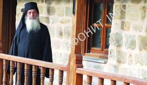 игумен афонского монастыря Каракал схиархимандрит Филофей