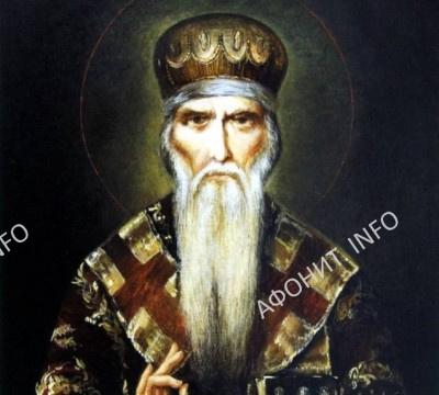 Святитель Киприан (Цамблак)