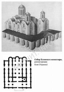 храм в честь Положения Ризы Пресвятой Богородицы во Влахерне при Киевском Кловском (Стефаньчем) монастыре
