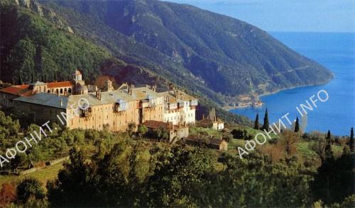 Монастырь Ксиропотам. Святая гора Афон