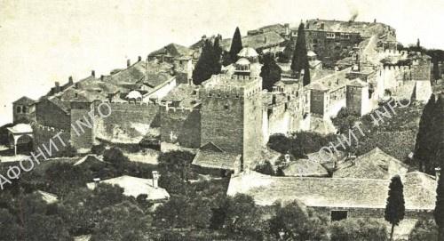Великая Лавра св. Афанасия