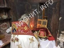 Митрополит Онуфрий встретил свой 72-ой день рождения на Афоне