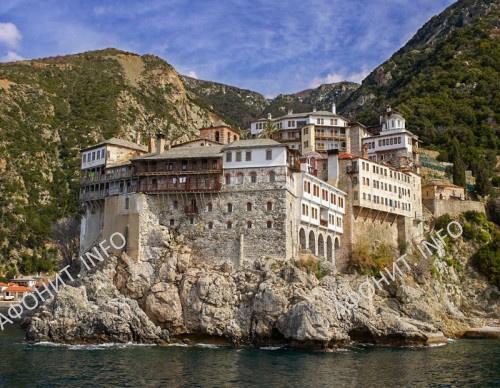 Монастырь Григориат, Святая Гора Афон
