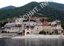 monastery ksenofont
