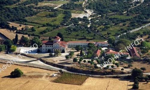 Монастырь преподобного Герасима на острове Кефалония