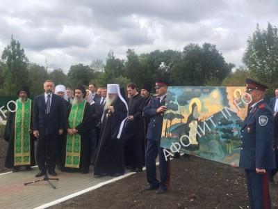 Торжества в честь преподобного Силуана Афонского