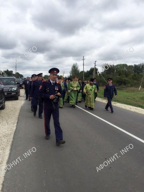 Торжества в честь преподобного Силуана Афонского собрали на его родине множество паломников