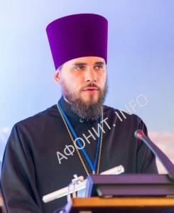 Протоиерей Димитрий Яковенко (Одесса, Украина), председатель Отдела религиозного образования и катехизации Одесской епархии УПЦ
