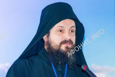 Афонский монах Ермолай (Чежия), Свято-Пантелеимонов монастырь на Святой Горе Афон