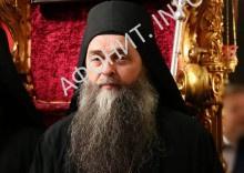Игумен Русского на Афоне Пантелеимонова монастыря архимандрит Евлогий (Иванов)