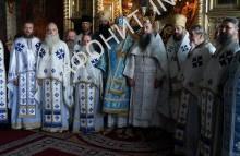 Игумен Русского на Афоне Пантелеимонова монастыря