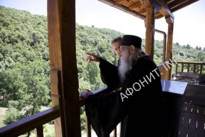 игумен Иеремия посетил обителm Ксилургу