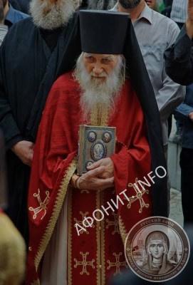 100-летний афонский старец