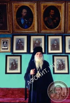 Игумен Иеремия (Алехин) в день интронизации