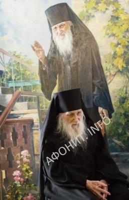 Схиархимандрит Иеремия (Алехин) игумен Афонского Пантелеимонова монастыря