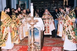 Игумен Русского Свято-Пантелеимонова монастыря на Афоне схиархимандрит Иеремия (Алехин)