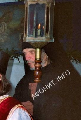 фронтовик-святогорец о. Иннокентий (Дудченко)