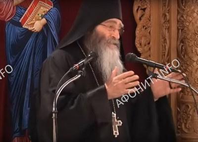На Афоне почил старец Хиландарской келлии иеромонах Иоаким Врахньотис