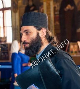 Священник Козьма Поповски (София, Болгария), докторант при Кирилло-Мефодиевском научном центре Болгарской академии наук