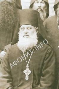 Афонский старец иеросхимонах Нифонт (Краснов)