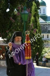 Афонский монах о. Рафаил (Солодкий)