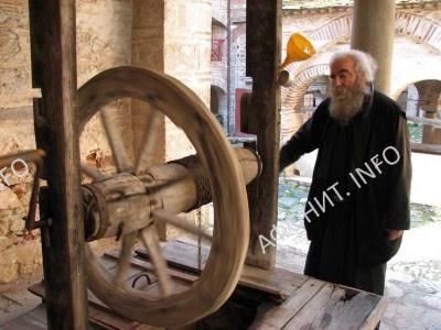 Отец Василий (Урошевич) Хиландарский