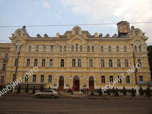 Золочение купола Андреевского подворья. Ок. 2010 г.