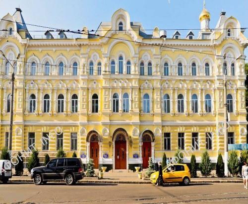Андреевское подворье. Май 2012 г.