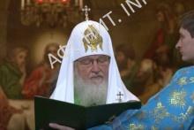Патриарх Кирилл: Сегодня мы наблюдаем подлинный расцвет монашества на Святой Горе