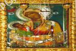Иконы Афона: Монастырь Хилендар, три чудотворных образа Пресвятой Богородицы